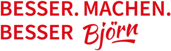 Logo: Björn Protze -Ihr Landrat